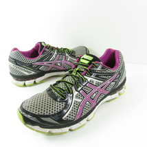 Asics GT 2000 Womens Size 11.5 Running Jogging Walking Athletic Shoes Gr... - $35.99