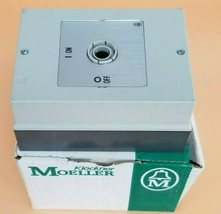NIB KLOCKNER MOELLER P3-63/I DISCONNECT SWITCH HOUSING P3-63/I/SVB (INCOMPLETE)