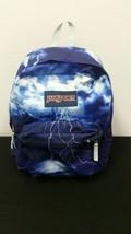 Jansport Lightning Strike Design High Stakes Student's School Bag Backpa... - $35.38