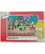 The Simpson's 280 pcs puzzle - $22.00