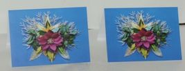 Natural Beauty Christmas Frameable 5X7 Christmas Card 3 Designs Package 6 image 4