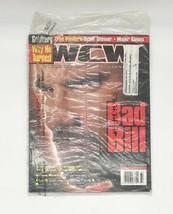 "WCW Magazine Issue 64 August 2000 w/ ""Bad Bill"" Goldberg NEW IN PLASTIC ... - $14.84"