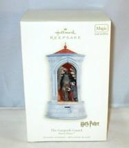 HALLMARK Harry Potter The Gargoyle Guard Sherbert Lemon 2008 ornament - $74.95