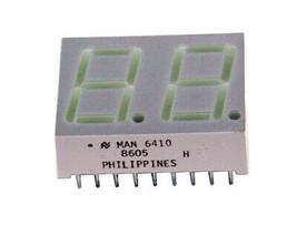 MAN6410, LED, Orange, 7 Segment,  - $6.64