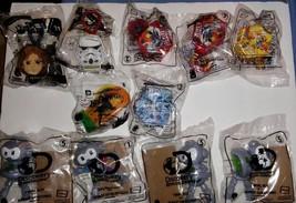Lot of 11 NIP McDonald's Toys! Star Wars, Beyblade, Discovery, Hotwheels $22 - $22.00