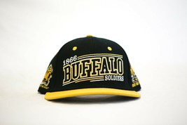 BUFFALO SOLDIERS BASEBALL HAT 9TH 10TH 24TH 25TH CAVALRY INFANTRY USA ARMY  - $21.56