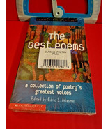 Raven Best Poems Ever 2 Book Set Classic Poetry Pack New Education Schol... - $5.69