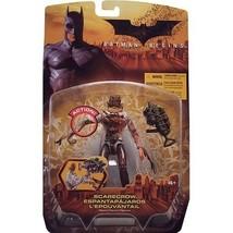 Batman Begins 2005 Scarecrow Bloody Variant Action Figure by Mattel NIB - $29.69