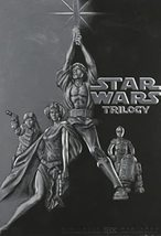 Star Wars Trilogy (A New Hope/The Empire Strikes Back/Return of the Jedi) DVD  image 2
