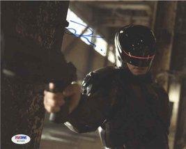 """Joel Kinnaman 'Robocop"""" Signed 8x10 Photo Certified Authentic PSA/DNA COA - $138.59"""