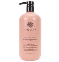 Onesta Thickening Conditioner, 32oz