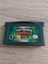 Nintendo Game Boy Advance GBA Power Rangers: Wild Force image 2