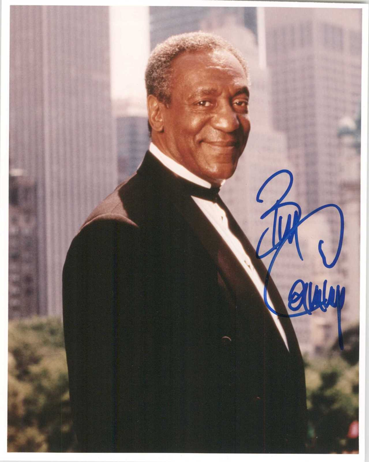 Primary image for Bill Cosby Signed Autographed Glossy 8x10 Photo