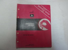 John Deere 67 Carico Manuale Operatore Fabbrica Oem OM-TY20501 Problema L0 - $14.76