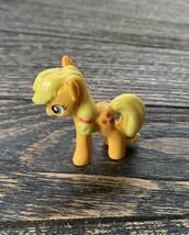 Applejack My Little Pony Friendship is Magic Toy Cake topper figure hors... - $8.90
