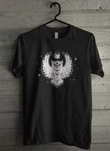 Night Owl Coffee Black - Custom Men's T-Shirt (4868) - $19.13+