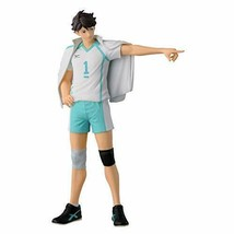 Banpresto Haikyuu Toru Oikawa Creator x Creator Series Figure Japan New - $26.37