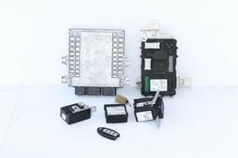 2010 Infiniti G37 Convertible ECU BCM Ignition Keyless Entry Fob Combo Set