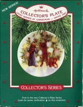 1987 - New in Box - Hallmark Christmas Keepsake Ornament - Collector's P... - $2.96