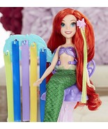 Disney Princess ARIEL'S Royal Ribbon Salon - Style Little Mermaid's Hair... - $37.94