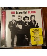 The Essential Clash by The Clash (CD, Mar-2003, 2 Discs, Sony Music Dist... - $5.00