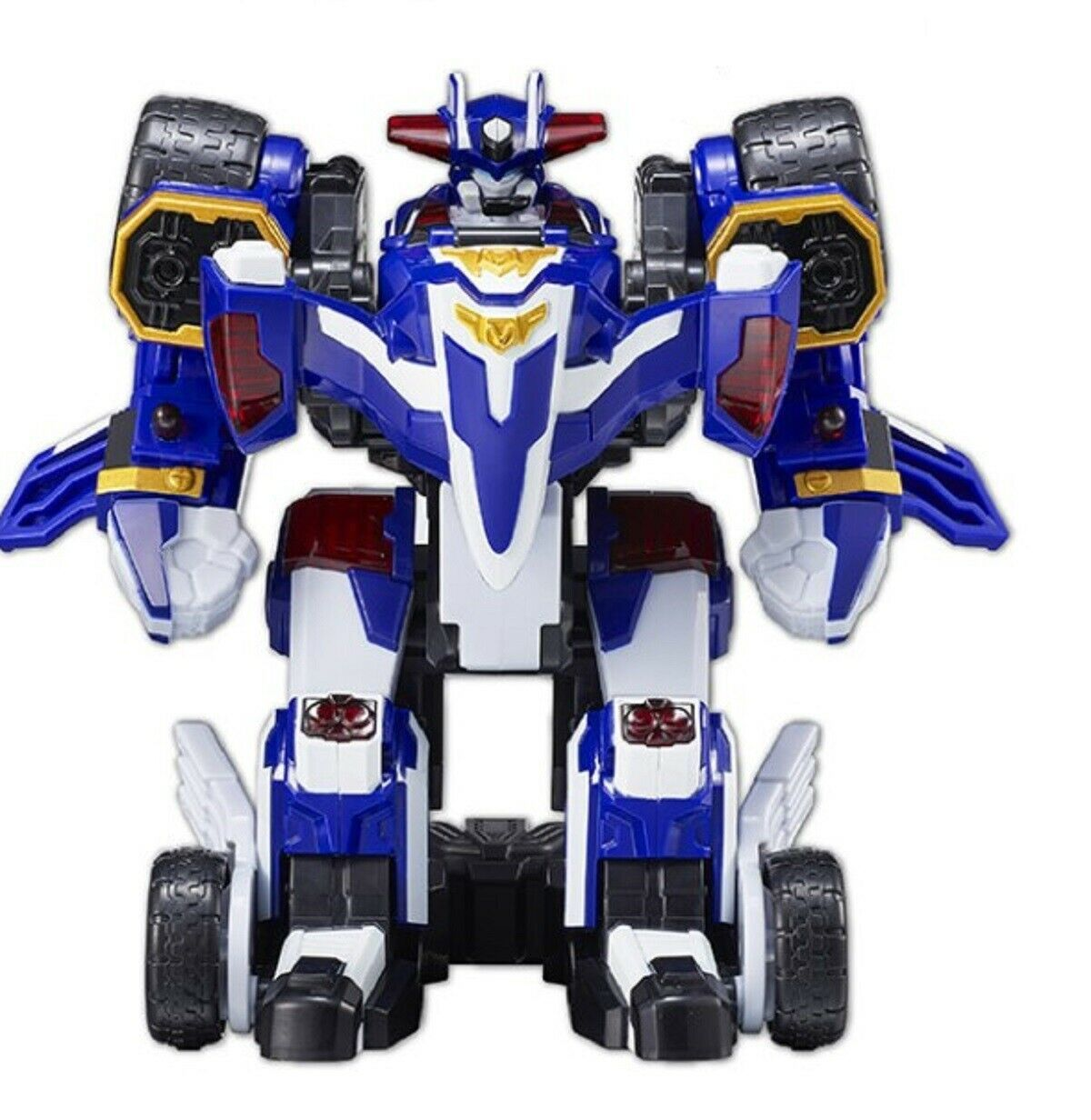 Tobot V Grand Storm Joe Transformation Action Figure Toy