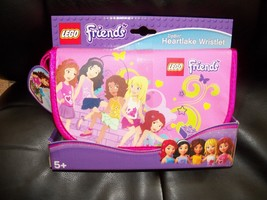 Lego Friends Heartlake Wristlet Carrying Case Zip Bin Girls New LAST ONE  - $46.99