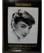 """LARGE HARDBACK BOOK """" ENTERTAINMENT"""" THE CENTURY COLLECTION` 100 GREATES... - $11.88"""