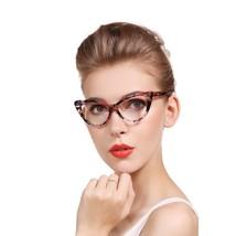 Reading Glasses Women Cat Eye Glasses Lady Elegant Reader Eyeglasses - $13.30+