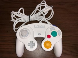 [Excellent Condition+] Nintendo Classic Gamecube Controller - White F/S - $98.01