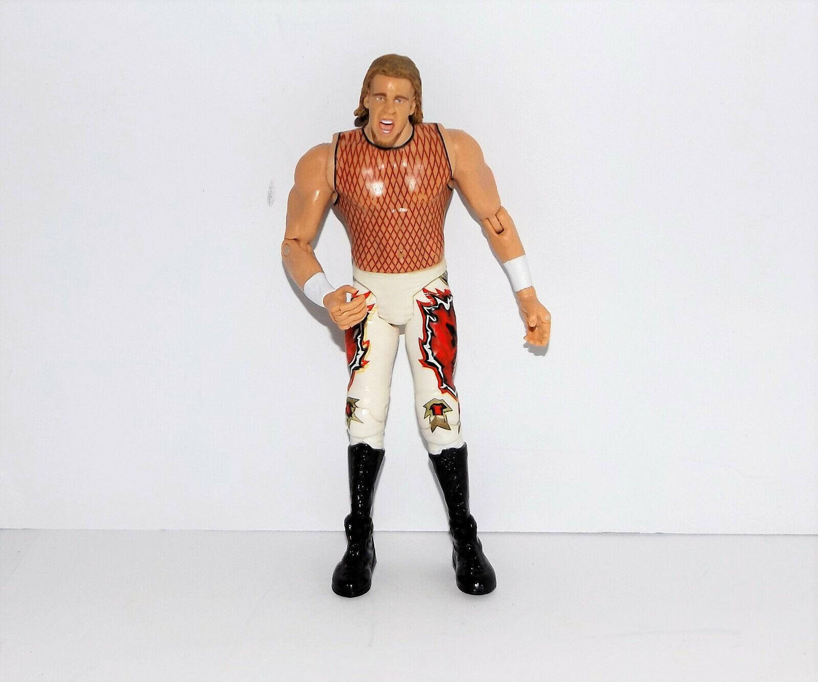 "7"" Loose 2002 Jakk's WWE Unchained Fury ""Christian"" Action Figure {6035}"