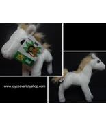 "Wild Republic White Mini Foal Pony Plush 8"" NWT Stuffed Animal Free Ship... - $8.99"