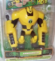 "Ben 10 omniverse 6"" ARMORDRILLO figure sealed mint MOC 2010 ultimate alien - $39.79 CAD"