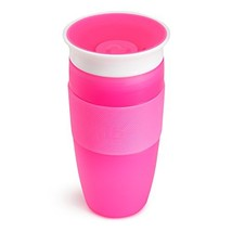 Munchkin Miracle 360 Sippy Cup, Pink, 14 Ounce - $7.35