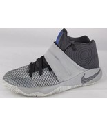 Nike Kyrie Irving 2 JBY Elizabeth youth kids basketball gray laces size 6Y - $25.76