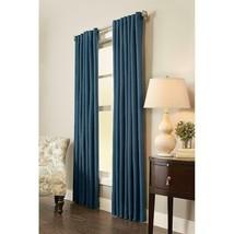 "NEW 2 Pack Room Darkening Window Panels in Indigo 54"" x 84"" - $28.50"