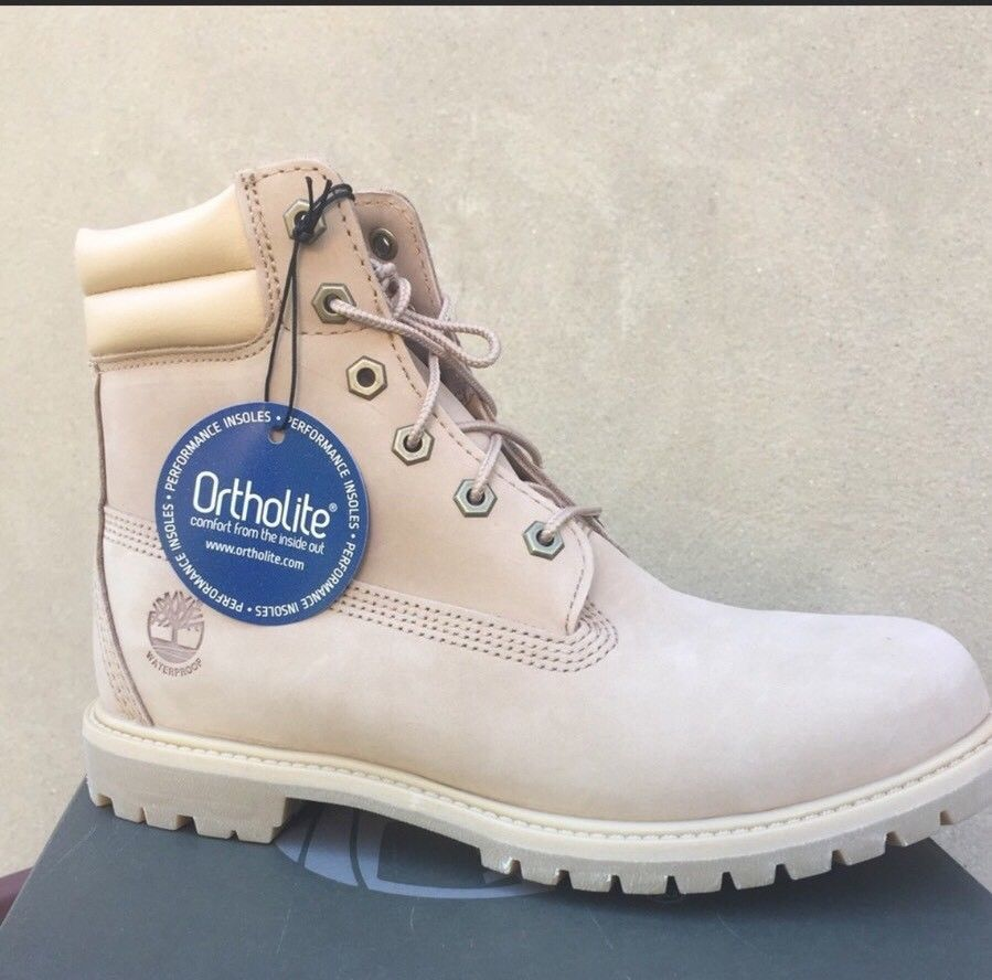 a6f67d032 S l1600. S l1600. Previous. Timberland Women's 6 Inch Tan Waterproof Double  Sole Padded Collar Boots A1HM1
