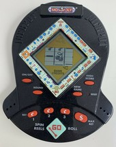 Hasbro Monopoly Jackpot Electronic Handheld Game 1999 Vintage Tested and works - $9.99