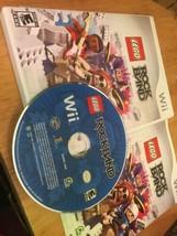 Wii Lego Rock Band, Complete CIB - $9.69