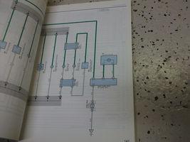 2007 Toyota LAND CRUISER Electrical Wiring Diagram Service Shop Repair Manual  image 3