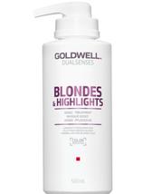 Goldwell USA Dualsenses Blonde & Highlights 60 Second Treatment