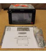 "JENSEN JRV212T AM/FM CD PLAYER USB/WB/iPod RADIO STEREO 6.1"" TFT LCD TOU... - $473.11"