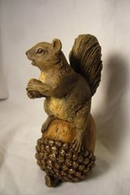 Bethany Lowe Cute Squirel with Acorn image 2