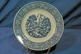 "Homer Laughlin Shakespeare Country Salad  Plate 7 1/4"" - $2.51"