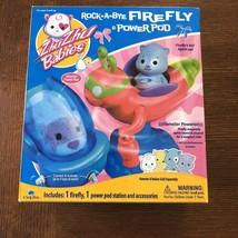 Zhu Zhu Babies - Rock-a-Bye FireFly with Power Pod - - $9.49