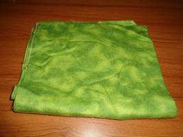 """Flannel 35"""" Green Swirl - $6.58"""