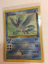 ARTICUNO - 17/62 - Rare - Non Holo - Pokemon Card - Fossil - $10.58