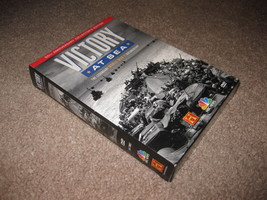 History Channel - Victory At Sea - 50th Anniversary Collector's Edition ... - $17.99