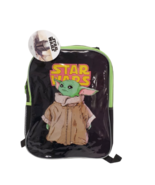 NEW w/ Tags Disney Star Wars Mandalorian Baby Yoda Grogu The Child Backback - $19.79