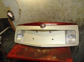 03 04 06 07 05 Cadillac CTS 3rd third brake tail light license plate pan... - $197.99
